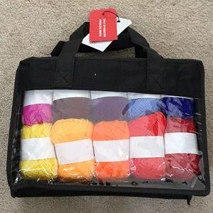 🆕 Mind My Thread acrylic yarn craft kit